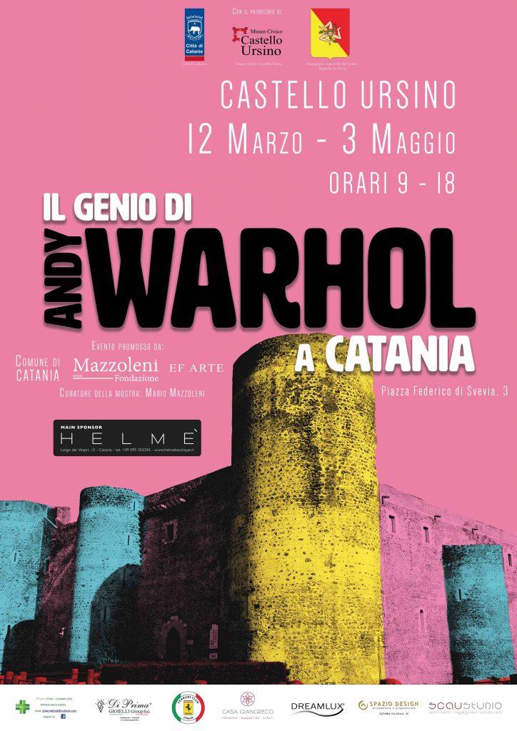 Andy Warhol a Catania