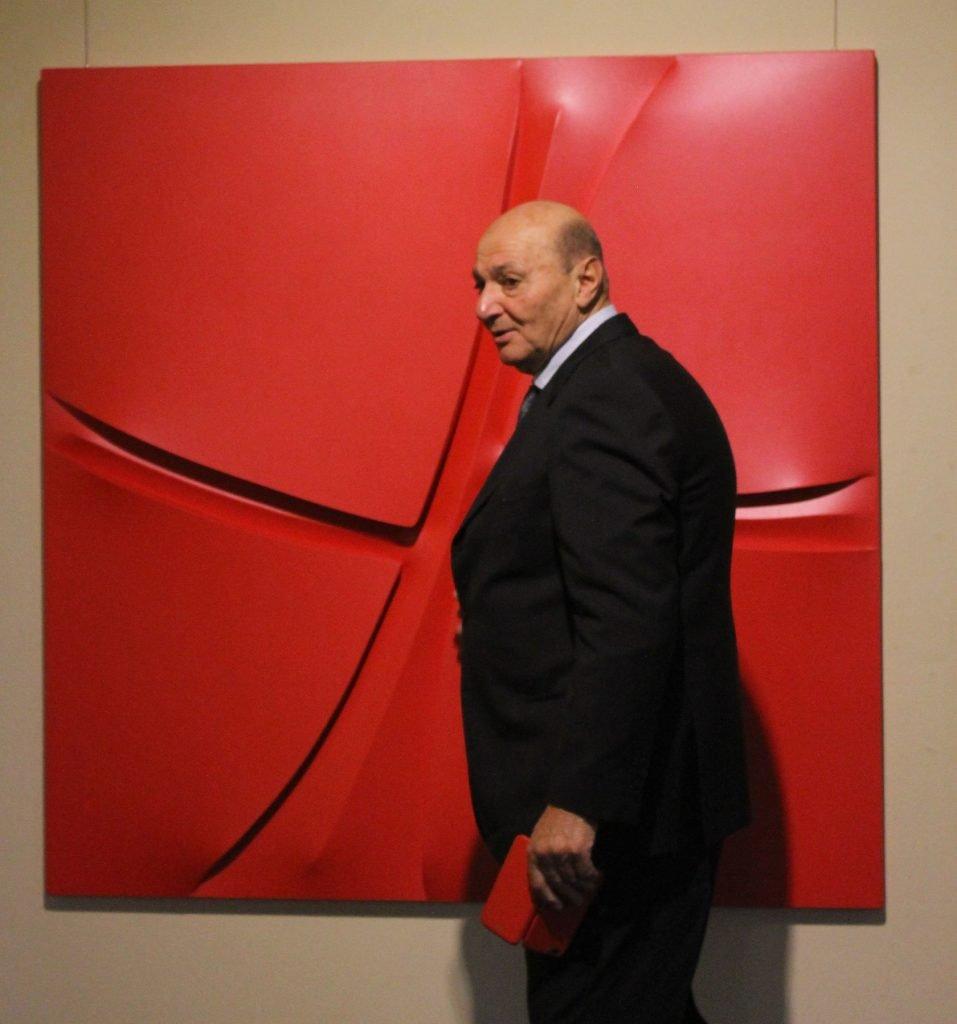 Giuseppe Amadio in mostra ad Alzano Lombardo