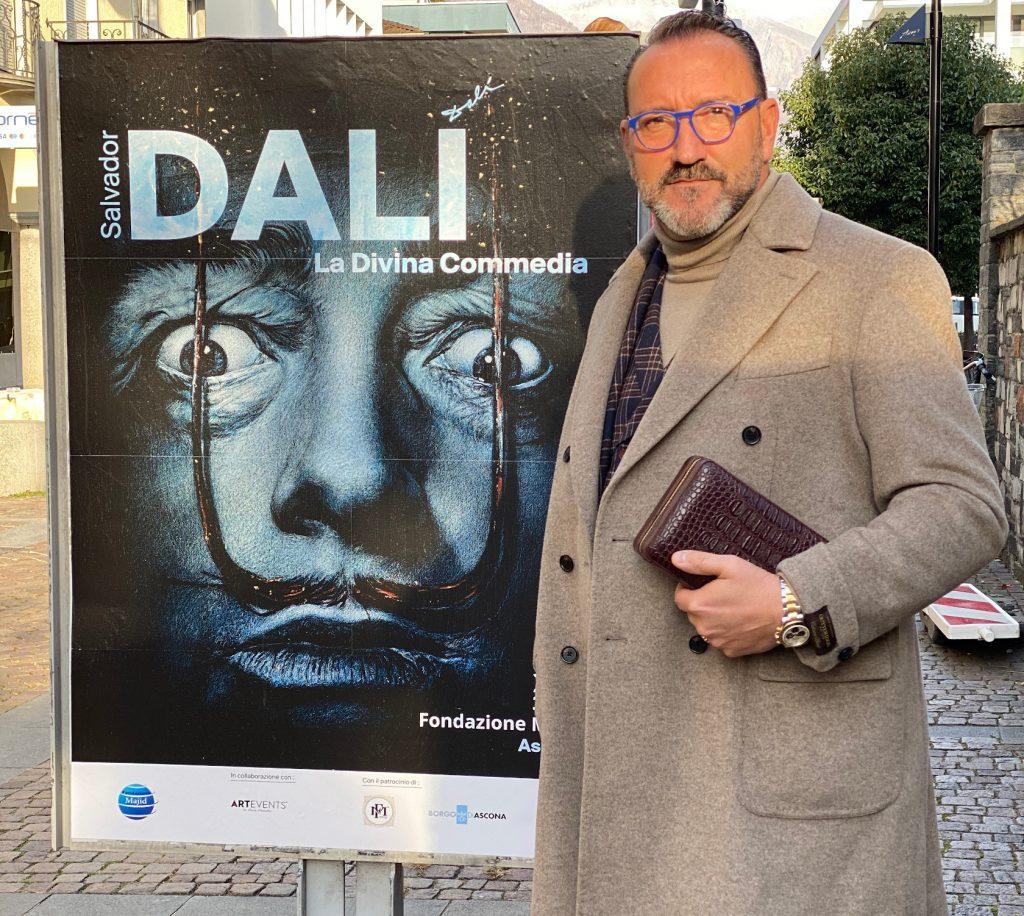 Salvador Dalí e la Divina Commedia in mostra ad Ascona (Svizzera)