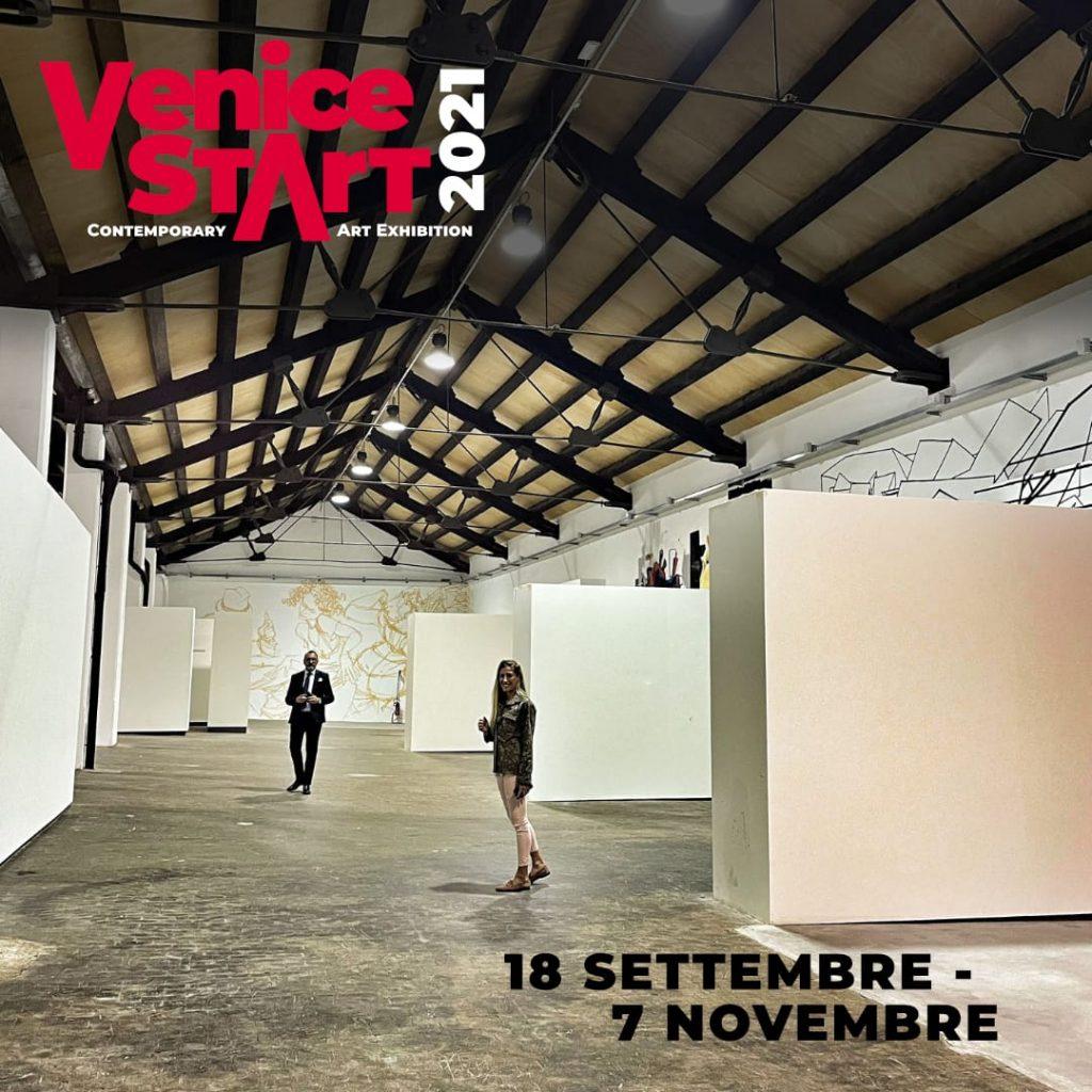 Venice StArt 2021 Contemporary art exibition